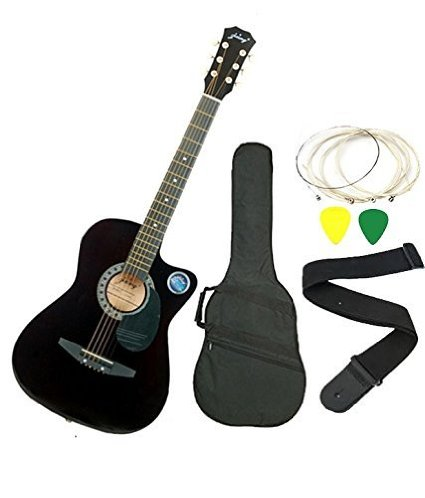Jixing JXNG-BLK-C Acoustic Guitar
