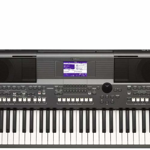 Yamaha PSR S670 – Video Review