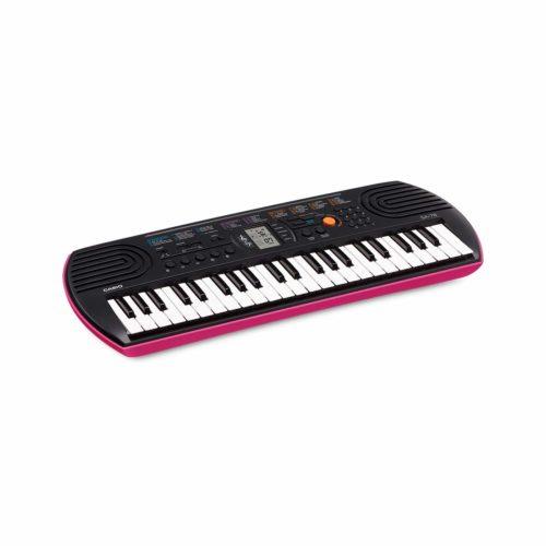 Casio SA 78 H2 Mini Keyboard Video Review