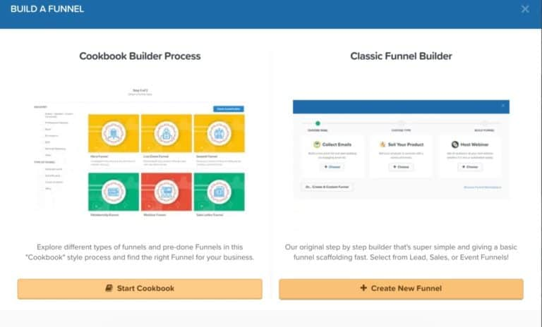 Step 01 how To Build A Landing Page In Less Than 10 Minutes